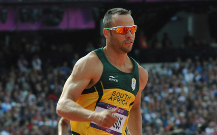 Oscar Pistorius. Picture: SA Sports Picture Agency.