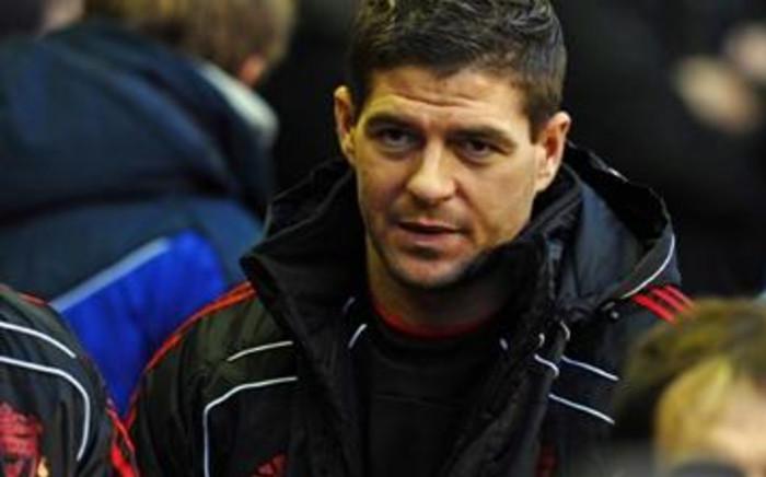 Liverpool's English midfielder Steven Gerrard. Picture: AFP