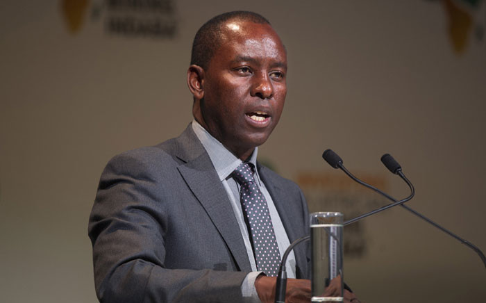 FILE: Mineral Resources Minister Mosebenzi Zwane. Picture: AFP