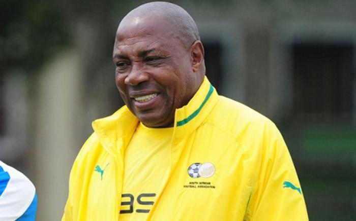 Ephraim 'Shakes' Mashaba is the new coach of Bafana Bafana. Picture: Facebook.com