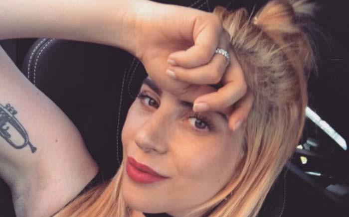 Lady Gaga. Picture: @ladygaga/Instagram.