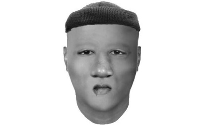 An ID kit of the man suspected of murdering two toddlers in Diepsloot. Picture: Twitter/@SAPoliceService