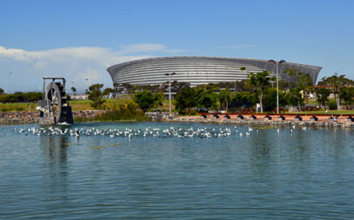 The CHAN tournament kicks off this coming Saturday at Cape Town Stadium. Picture: Aletta Gardner/EWN.