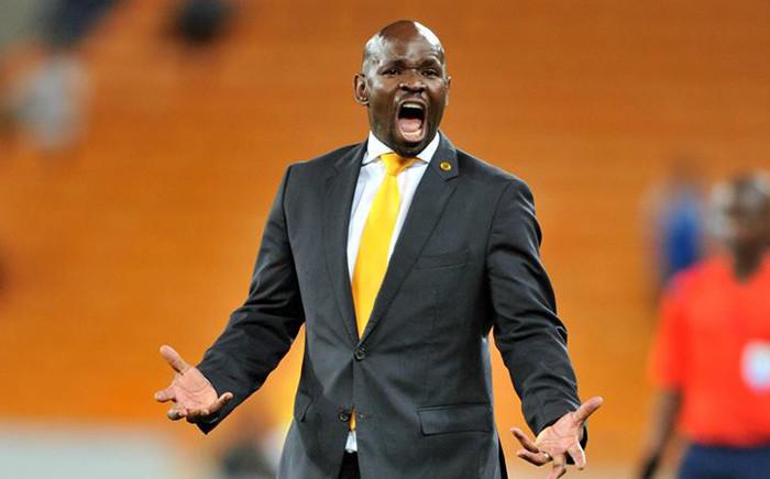FILE: Kaizer Chiefs coach Steve Komphela. Picture: Facebook.