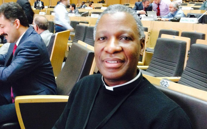 FILE: Archbishop Thabo Makgoba. Picture: Facebook.com.