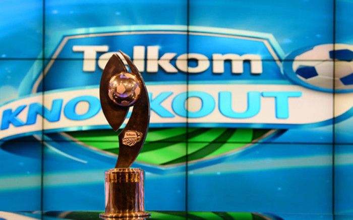 The Telkom Knockout trophy. Picture: Facebook.com