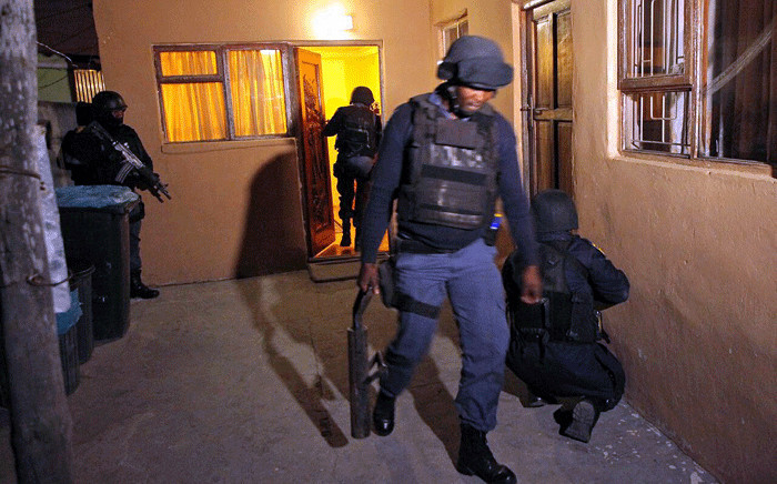 FILE: Western Cape police made several arrests over the weekend of 7 to 8 October, with 177 arrested for rape in Philippi East and Nyanga. Picture: @SAPoliceService