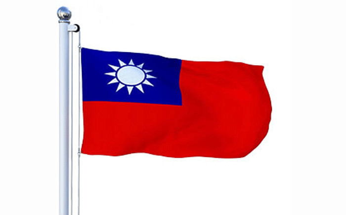 Flag of Taiwan. Picture: taiwanflag.facts.co