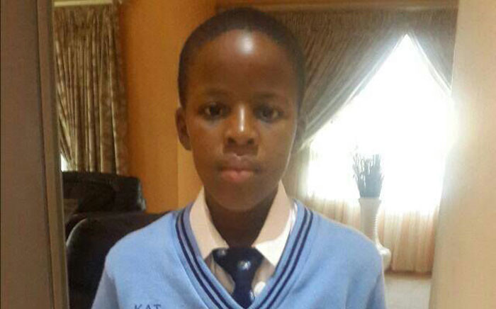 Thirteen-year-old Katlego Marite. Picture: Supplied