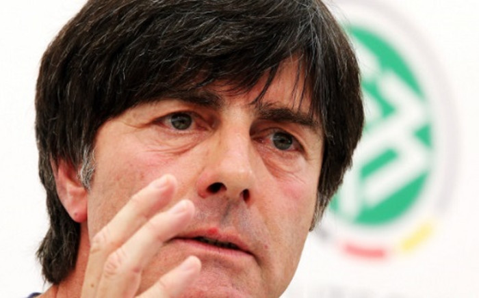 Germany coach Joachim Loew. Picture: Facebook.