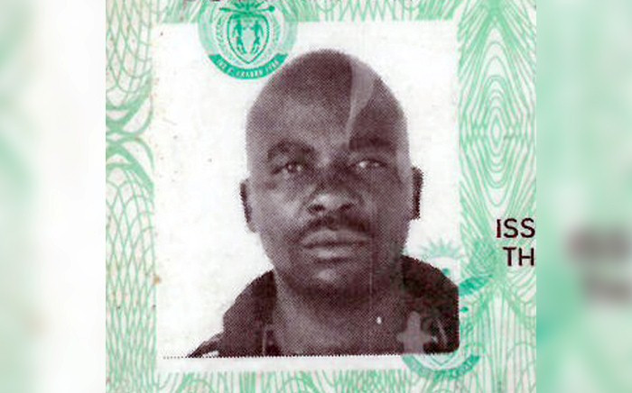 The Hawks are looking for this man in connection with the theft of millions of rands from the State Security Agency. Picture: Saps.
