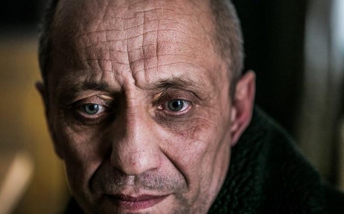 FILE: This picture of serial killer Mikhail Popkov was taken on 13 December 2017 in Irkutsk. Picture: AFP