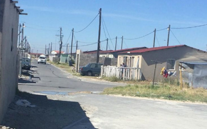 FILE: The spot where a Delft man was attacked by a mob on 13 November. Picture: Masa Kekana/EWN.