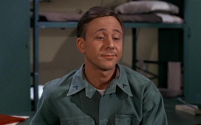 Actor William Christopher. Picture: Facebook.
