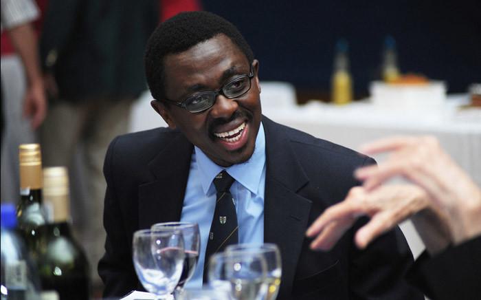 The late professor Bongani Mayosi. Picture: www.news.uct.ac.za