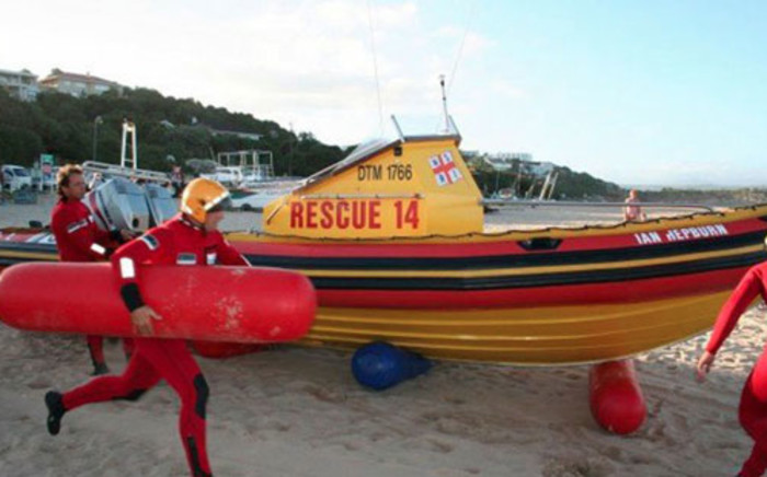 NSRI workers in action. Picture: Supplied