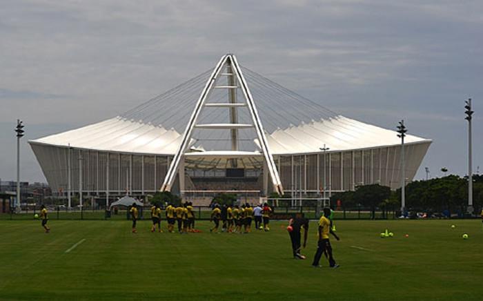 The Durban Moses Mabhida Stadium. Picture: Aletta Gardener/EWN