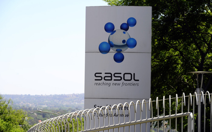 FILE: Sasol's headquarters in Johannesburg. Picture: AFP