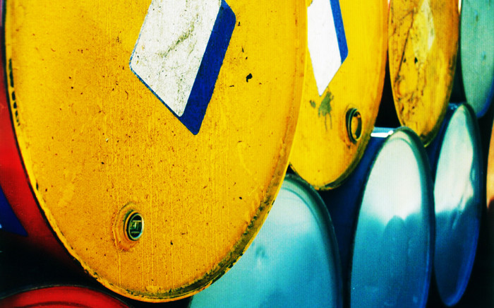 FILE: Barrels of crude oil. Picture: Freeimages