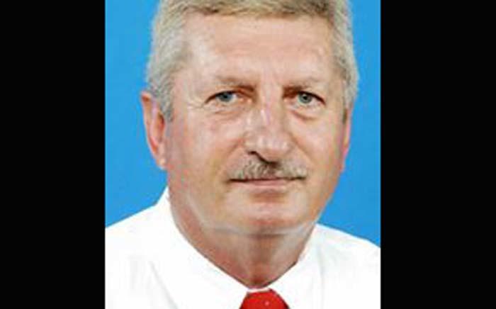 DA ward councillor in the Northern Cape Ockert Fourie. Picture: Facebook