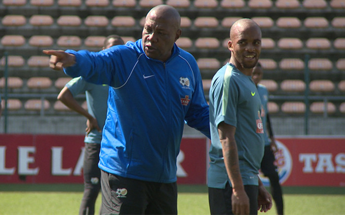 Shakes Mashaba named an unchanged starting 11 for the 2015 AFCON qualifier against Congo.