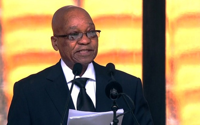 FILE: President Jacob Zuma . Picture: AFP.