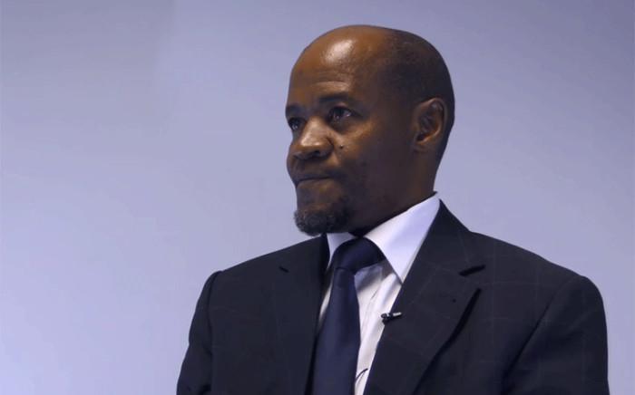 Saica CEO Freeman Nomvalo. Picture: YouTube screengrab