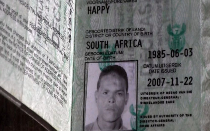 Happy Sindane, who was killed in a brutal attack earlier this week, was buried in Tweefontein on Saturday. Picture: Sebabatso Mosamo/EWN