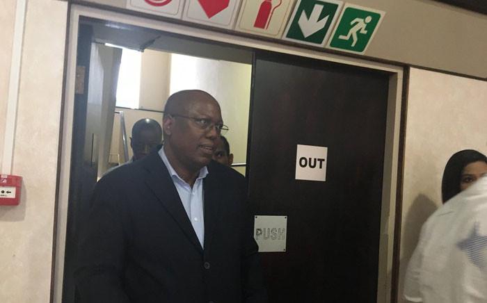 FILE: Mike Mabuyakhulu was arrested on charges of corruption, among others on 7 February 2018. Picture: Ziyanda Ngcobo/EWN