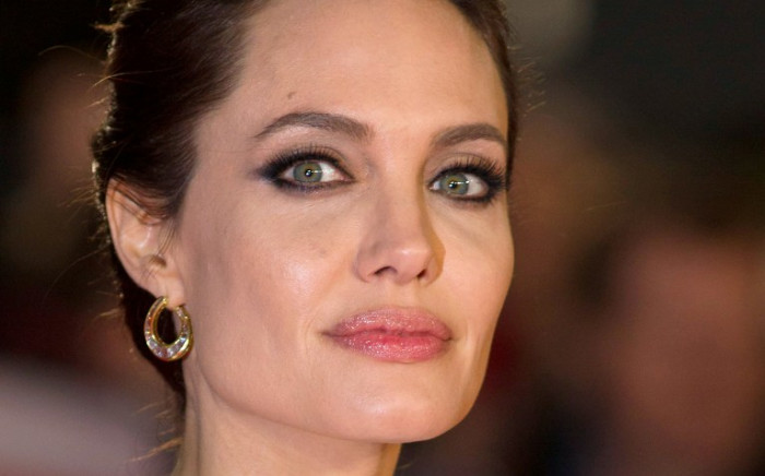 FILE: US director and actress Angelina Jolie. Picture: AFP.
