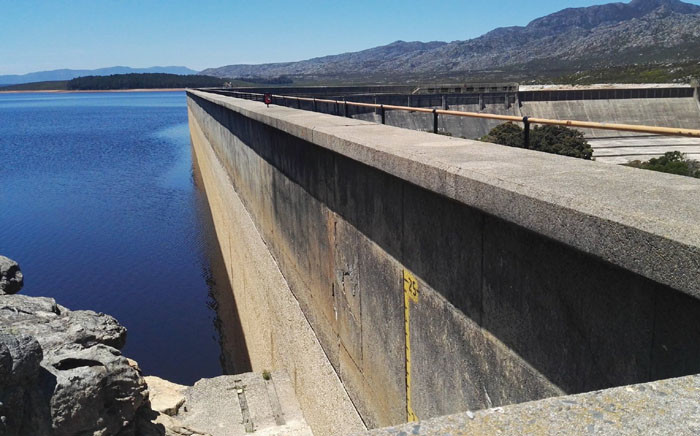 A view of Steenbras Dam. Picture: EWN