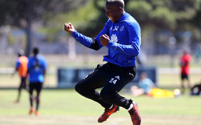 Tendai Ndoro of Ajax Cape Town. Picture: @ajaxcapetown/Twitter