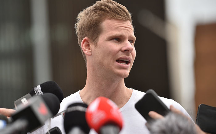 Former Australian cricket captain Steve Smith speaks during a press conference at the Sydney Cricket Ground (SCG) in Sydney on 21 December 2018. Picture: AFP
