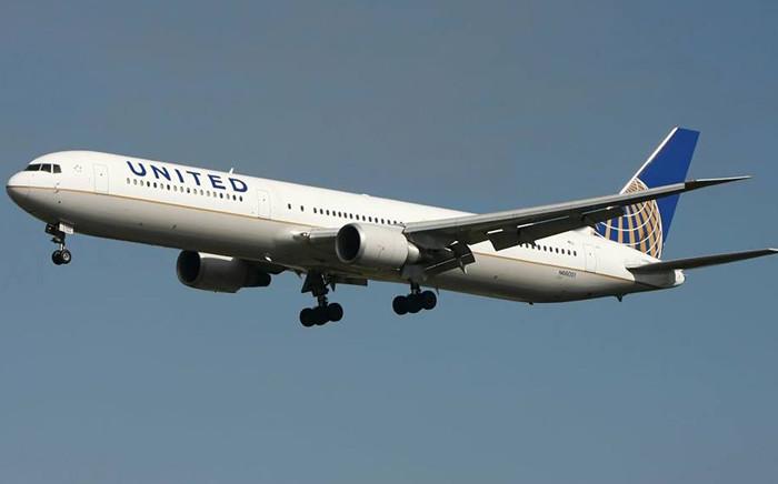 United Airline. Picture: Facebook.