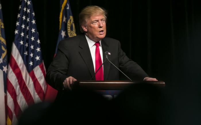 President Donald Trump. Picture: 123rf.