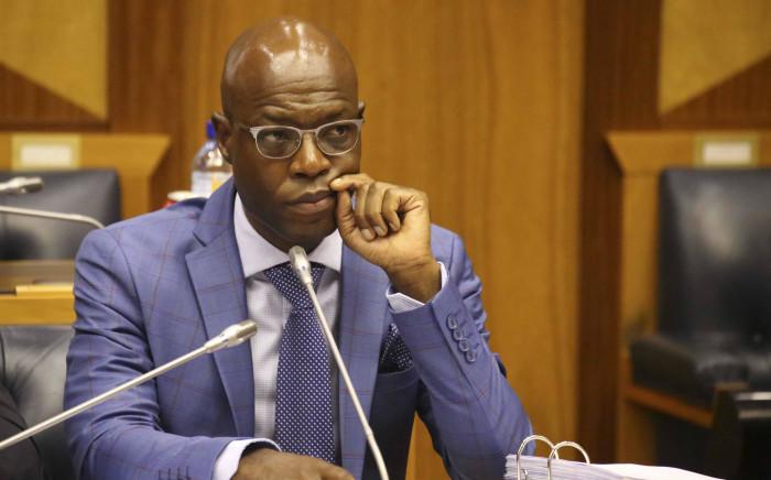 Former Eskom CEO Matshela Koko. Picture: EWN