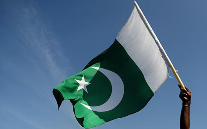 Pakistani flag. Picture: AFP