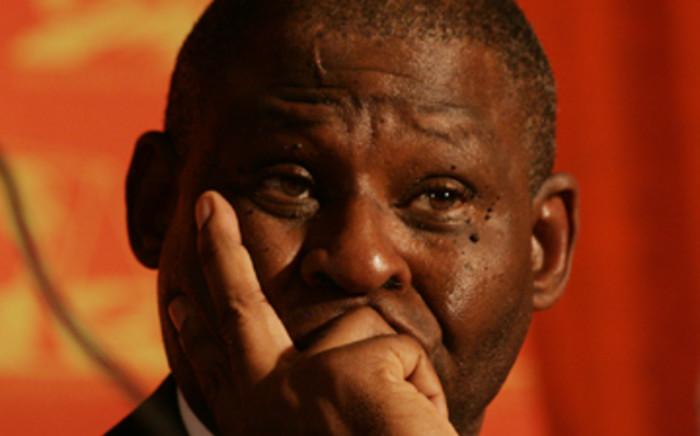 FILE: Mokotedi Mpshe. Picture: EWN