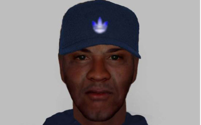 Western Cape police have released identikit of wanted suspect sought in connection with rape, attempted murder & theft. Picture: Twitter