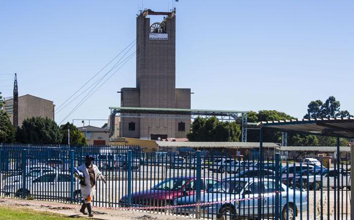 FILE: The Masakhane shaft at Sibanye-Stillwater's Driefontein mine near Carletonville. Picture: Christa Eybers/EWN.