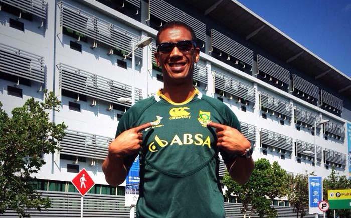 Former Springbok and SuperSport analyst Ashwin Willemse. Picture: Facebook.com.