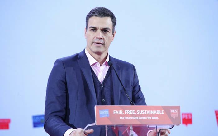 FILE: Spanish Prime Minister Pedro Sanchez. Picture: @sanchezcastejon/Twitter