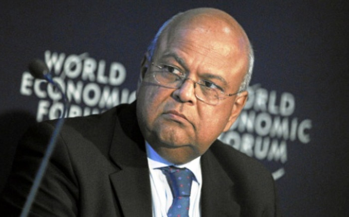 The Finance Minister says decisions about his future after this year's elections are up to Jacob Zuma. Picture: World Economic Forum.