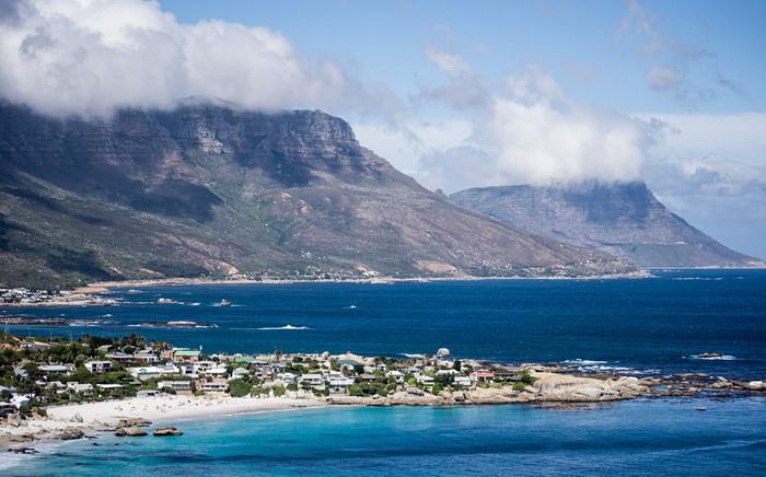 FILE: A general view of Llandudno beach in Cape Town. Picture: Pixabay.com.