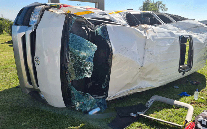 Police are investigating the circumstances around the accident. Picture: ER24 website.