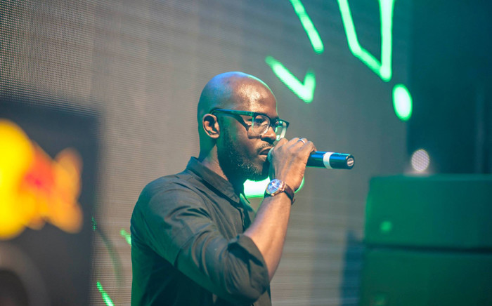 South African popular DJ, Black Coffee. Picture: Black Coffee official Facebook page.