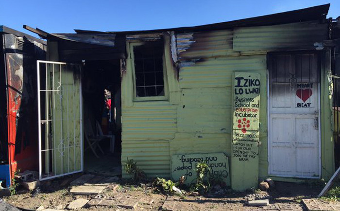 Hundreds of shacks were razed to the ground, leaving hundreds displaced in separate incidents in Khayelitsha and Hout Bay on 27 December 2015. Picture: Natalie Malgas/EWN.
