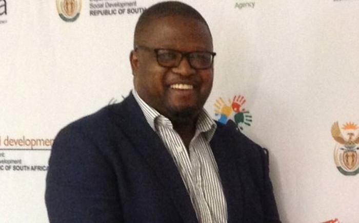 FILE: Former Sassa CEO Thokozani Magwaza. Picture: @OfficialSASSA/Twitter