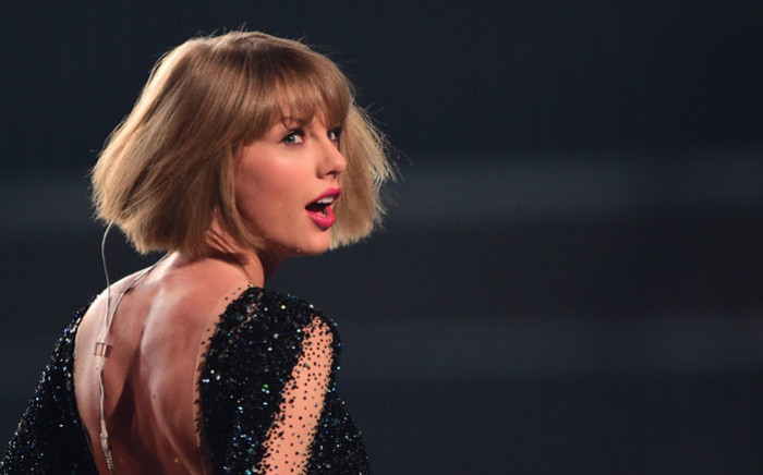 US musician Taylor Swift. Picture: AFP
