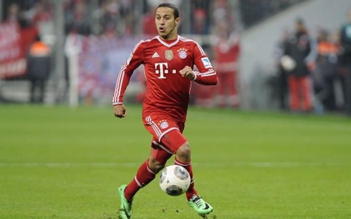 Spain and Bayern Munich midfielder Thiago Alcantara. Picture: Facebook.com